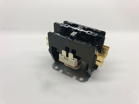1 CONTACTOR - 2 POLE, 25 AMP, 220 VOLT EAST0421