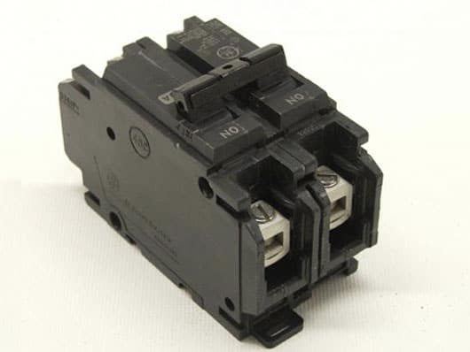 CIRCUIT BREAKER, 50 AMP - 2 POLE (ET1610-48) ET480172
