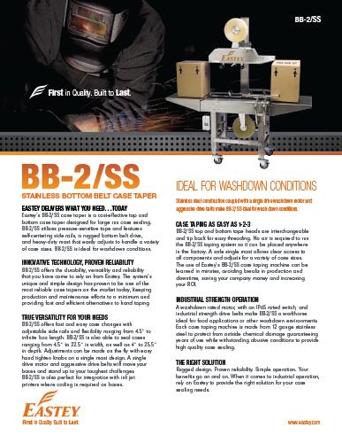 BB-2-SS Brochure