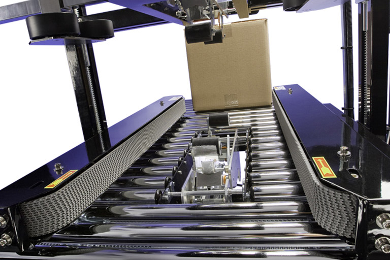 Eastey Uniform Case Taper SB-2EX Side Belt Industrial Strength Rollers