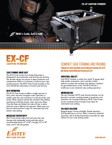 EXCF Brochure
