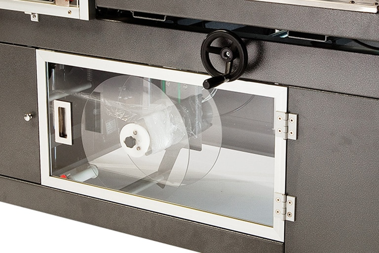 Eastey Value Series Automatic L-Sealers VSA1721 Scrap Unwind
