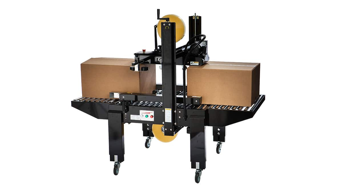 Easy Packer Side Belt Case Taper Press Release | Eastey